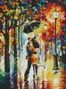 Dance Under the Rain - Cross Stitch Chart