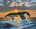 Deep Water Nomads - Cross Stitch Chart
