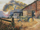 Deere Country - Cross Stitch Chart