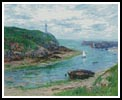Doelan, Low Tide - Cross Stitch Chart