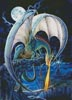Dragon Causeway - Cross Stitch Chart