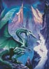 Dragon of the North - Cross Stitch Chart