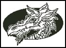 Dragons Head - Cross Stitch Chart