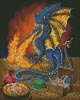 Dragon's Treasure - Cross Stitch Chart