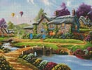 Dreamscape - Cross Stitch Chart