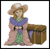 Dress Ups - Cross Stitch Chart