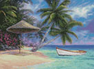 Drift Away - Cross Stitch Chart