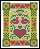 Pennsylvania Dutch Pattern - Cross Stitch Chart