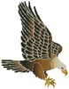 Eagle - Cross Stitch Chart