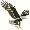 Eagle Design - Cross Stitch Chart