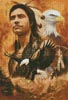 Eagle Montage - Cross Stitch Chart