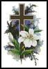 Easter Cross 2 - Cross Stitch Chart