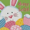 Easter Greeting - Cross Stitch Chart