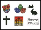 Easter Motifs - Cross Stitch Chart