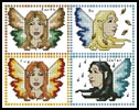 Element Fairy Sampler - Cross Stitch Chart