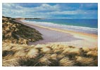 Embleton Bay, Northumberland - Cross Stitch Chart