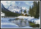 Emerald Lake - Cross Stitch Chart