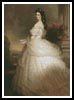 Empress Elisabeth - Cross Stitch Chart