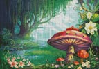 Enchanted Forest - Cross Stitch Chart