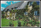 English Cottage 2 - Cross Stitch Chart