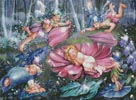 Evening Fairies - Cross Stitch Chart