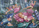 Evening Fairies (Large) - Cross Stitch Chart