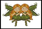 Fairy Friends - Cross Stitch Chart