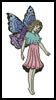 Fairy Pose - Cross Stitch Chart
