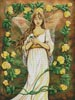 Fairy Rose - Cross Stitch Chart