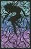 Fairy Silhouette 1 - Cross Stitch Chart