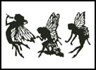Fairy Silhouettes - Cross Stitch Chart