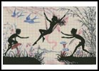 Fairy Swing - Cross Stitch Chart