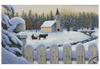 Faithful Memories - Cross Stitch Chart