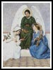 Faith, Hope and Love - Cross Stitch Chart