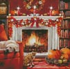 Fall Interior - Cross Stitch Chart