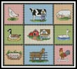 Farm Sampler - Cross Stitch Chart