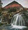 First Light on the Buachaille (Crop) - Cross Stitch Chart