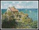 Fisherman cottage - Cross Stitch Chart
