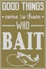 Fishing Quote 1 - Cross Stitch Chart