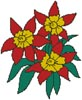 Floral 2 - Cross Stitch Chart