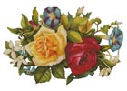 Floral Bouquet 2 - Cross Stitch Chart