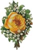 Floral Bouquet 4 - Cross Stitch Chart