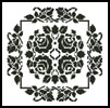 Floral Design - Cross Stitch Chart
