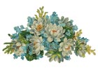 Floral Display 5 - Cross Stitch Chart