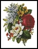 Flower Bouquet - Cross Stitch Chart