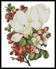 Flowering Shrubs - Cross Stitch Chart