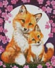Flowery Night - Cross Stitch Chart