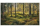 Forest Cemetery - Cross Stitch Chart