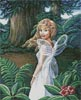 Forest Fairy - Cross Stitch Chart