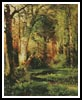 Forest Scene - Cross Stitch Chart